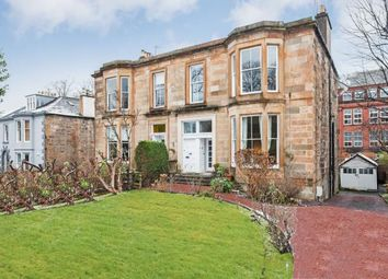 Thumbnail 3 bedroom flat for sale in Turnberry Road, Hyndland, Glasgow, Lanarkshire