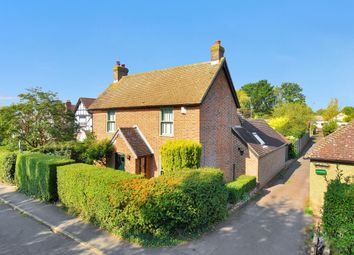 Thumbnail 3 bed detached house for sale in Church Road, Kennington, Ashford