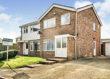 Thumbnail 3 bed semi-detached house for sale in Parklands Avenue, Leamington Spa, Warwickshire, England