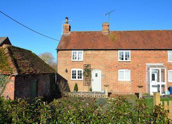 Thumbnail 2 bed end terrace house to rent in Little Crawley, Newport Pagnell