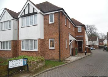 Thumbnail 1 bed terraced house for sale in Oakdene Mews, Sutton