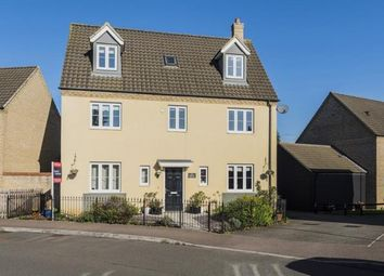 Thumbnail 5 bed detached house for sale in Ely, Cambridgeshire