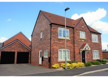 4 bed detached house for sale in Capriole Place, Evesham WR11