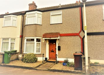 Thumbnail 3 bed terraced house for sale in Heath Road, Chadwell Heath