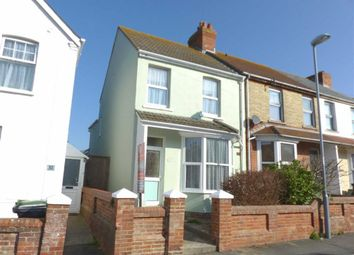Thumbnail 2 bed end terrace house for sale in Gallwey Road, Weymouth, Dorset