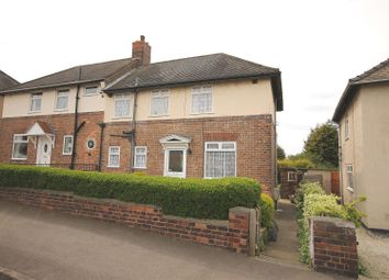 Thumbnail 3 bed property for sale in Hollingwood Crescent, Hollingwood, Chesterfield