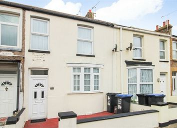 Thumbnail 3 bedroom terraced house for sale in Milton Avenue, Margate