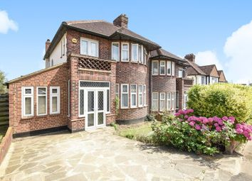 Thumbnail 3 bed semi-detached house for sale in Lichfield Road, Northwood