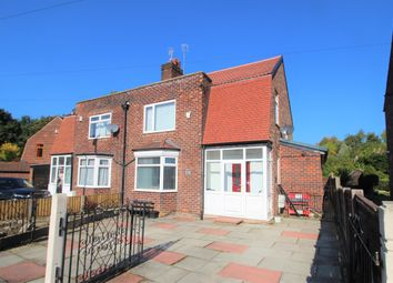 Thumbnail 3 bed semi-detached house for sale in Orchard Road West, Manchester