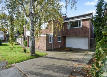 Thumbnail 4 bed detached house for sale in Eskdale Drive, Nottingham
