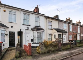 Thumbnail 2 bedroom terraced house for sale in Princes Street, Dunstable