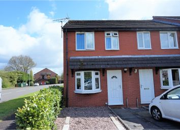 Thumbnail 2 bed end terrace house for sale in Maple Grove, Northwich