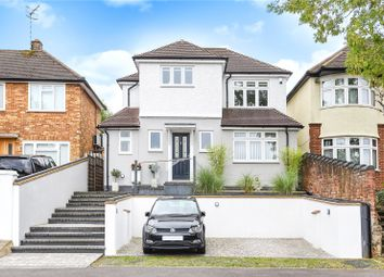 Thumbnail 4 bed detached house for sale in Brookdene Avenue, Watford, Hertfordshire