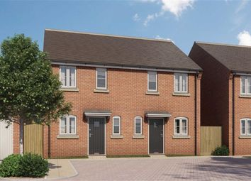 Thumbnail 2 bed end terrace house for sale in Merryweather Street, Aylesbury