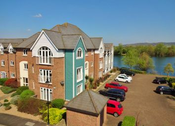 Thumbnail 2 bedroom flat for sale in The Lakes, Larkfield, Aylesford