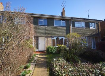 Thumbnail 3 bedroom terraced house for sale in Eagle Way, Shoeburyness, Southend-On-Sea