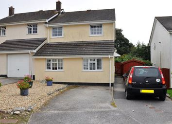 Thumbnail 4 bed property to rent in Treverbyn Road, Goldenbank, Falmouth