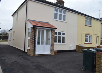 Thumbnail 3 bed semi-detached house for sale in Elm Road, Greenhithe