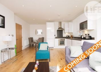 Thumbnail 2 bed flat to rent in Sovereign Tower, 1 Emily Street, London
