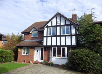 Thumbnail 4 bed detached house for sale in Gorse Close, Abbeymead, Gloucester