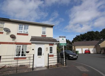 Thumbnail 3 bedroom semi-detached house to rent in Aberdeen Avenue, Plymouth