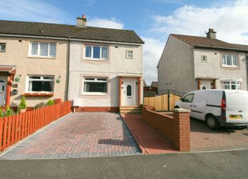 Thumbnail 2 bed end terrace house for sale in Inverkip Drive, Shotts