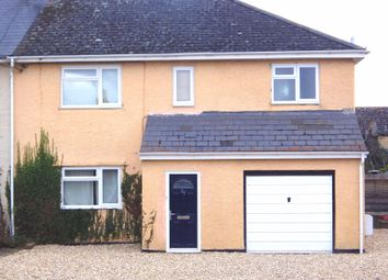 Thumbnail 4 bed semi-detached house to rent in Broadway Lane, South Cerney, Cirencester