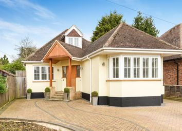 Thumbnail 4 bed detached bungalow for sale in Dorney Grove, Weybridge