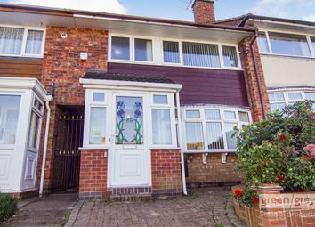 Thumbnail 3 bed terraced house for sale in Norton Road, Coleshill