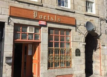 Thumbnail Commercial property for sale in Castle Street, Aberdeen
