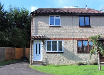 Thumbnail 2 bed end terrace house for sale in Roebuck Close, Weston-Super-Mare