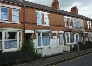 Thumbnail 3 bed terraced house to rent in John Street, Hinckley, Leicestershire