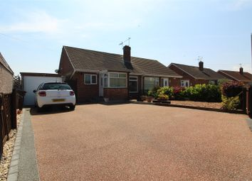 Thumbnail 1 bed semi-detached bungalow for sale in Capstan Road, Hull