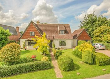 Thumbnail 4 bed detached house for sale in Maypole Lane, Woodditton, Newmarket