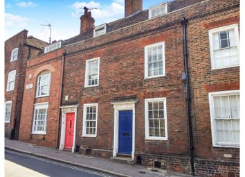 Thumbnail 2 bed terraced house to rent in St. Margarets Street, Rochester