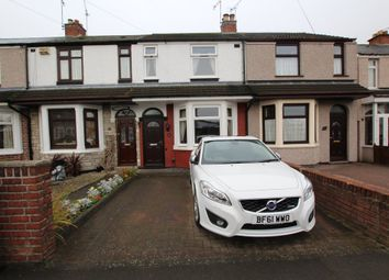 Thumbnail 2 bed terraced house for sale in Thurlestone Road, Coventry