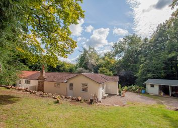 Thumbnail 4 bed detached bungalow for sale in Great Doward, Symonds Yat, Ross-On-Wye