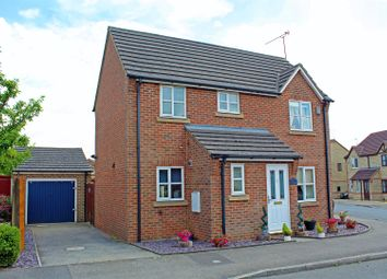 Thumbnail 3 bed detached house for sale in Peach Tree Close, Scunthorpe