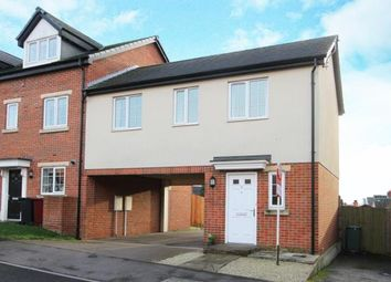 Thumbnail 2 bedroom end terrace house for sale in Croft House Way, Bolsover, Chesterfield, Derbyshire