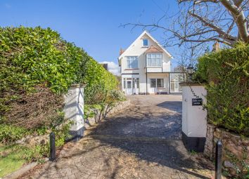 Thumbnail 5 bed detached house for sale in Convent Road, Sidmouth