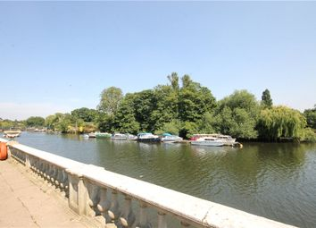 Thumbnail 1 bed flat for sale in Thames Eyot, Cross Deep, Twickenham