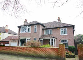 Thumbnail 4 bed detached house for sale in Dudlow Lane, Calderstones, Liverpool