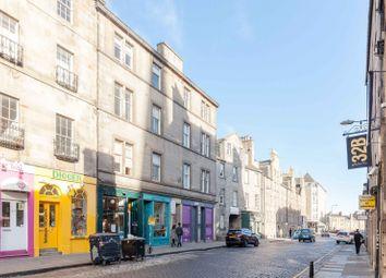 Thumbnail 3 bed flat for sale in West Nicolson Street, Newington, Edinburgh