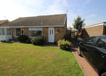 Thumbnail 2 bed semi-detached bungalow for sale in Overdale, Eastfield, Scarborough