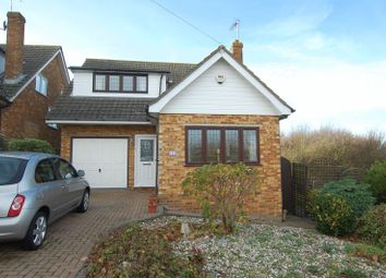 Thumbnail 3 bed detached house for sale in Hillcrest Close, Horndon-On-The-Hill, Stanford-Le-Hope