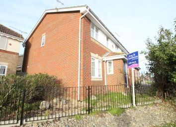 Thumbnail 3 bed end terrace house for sale in Spitalfield Lane, Chichester, West Sussex