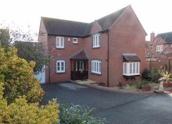 Thumbnail 4 bed detached house for sale in Robinson Close, Selsey, Chichester