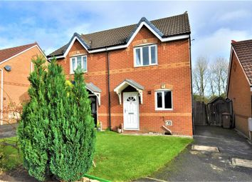 Thumbnail 2 bed semi-detached house for sale in Broughton Tower Way, Fulwood, Preston, Lancashire