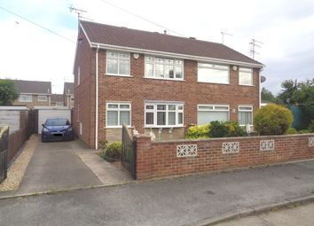 Thumbnail 3 bed semi-detached house for sale in Sandy Point, Bilton, Hull