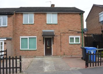 Thumbnail 3 bed semi-detached house to rent in Norbury Crescent, Littleover, Derby